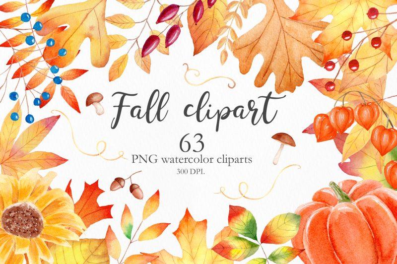 fall-watercolor-clipart