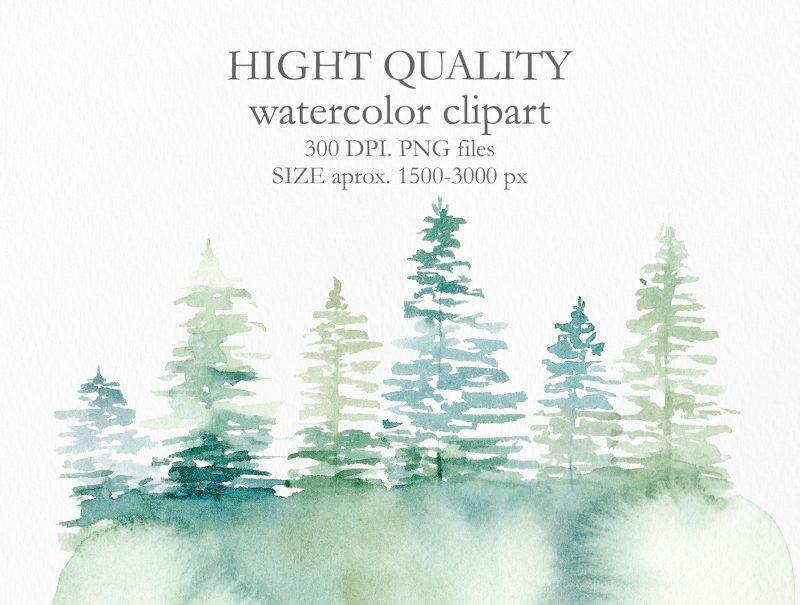 winter-watercolor-clipart
