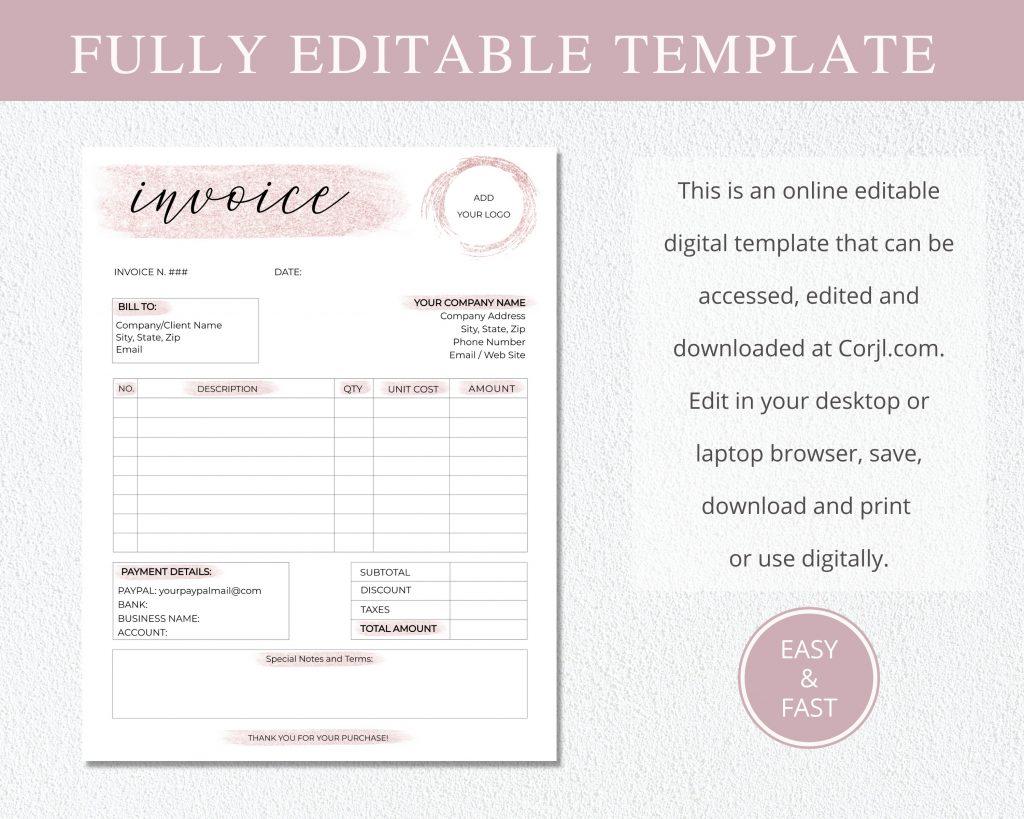 invoice_editable_template