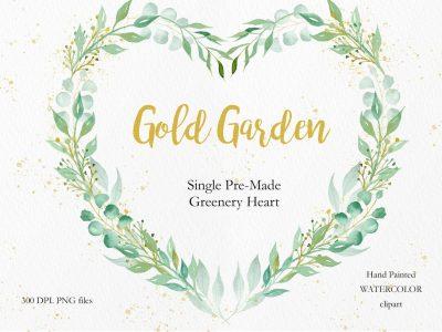 greenery-heart-wreath