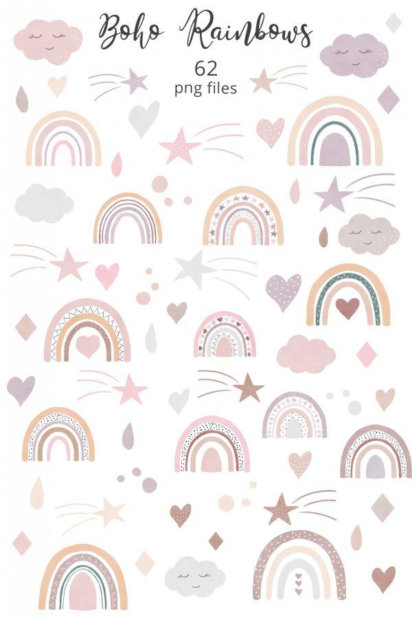 boho-rainbow-clipart