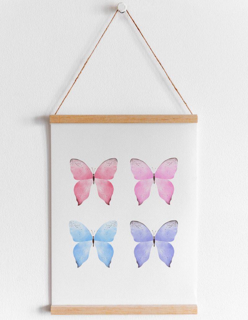 spring-butterflies-watercolor-clipart