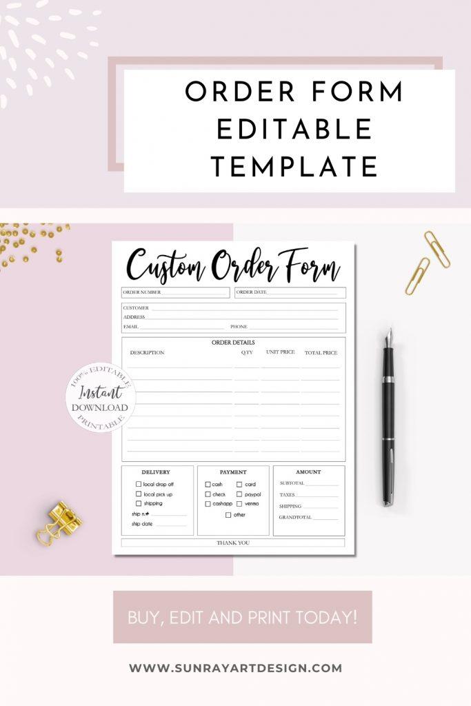 order_form_editable_template